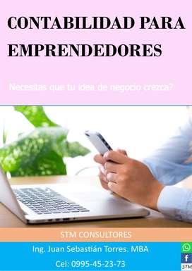 Contador para emprendedores