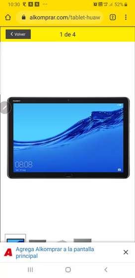"""Tablet HUAWEI M5 lite 10.1"""" Pulgadas"""