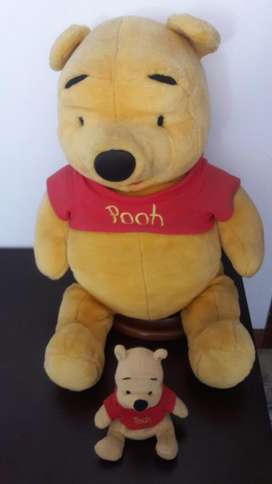 2winie de Pooh Fisher Price con El Peque