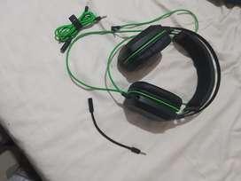 Audifonos Gamer rayzer Electra V2