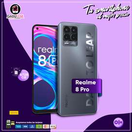 Realme 8 PRO 8/128GB *con garantía*