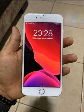 Iphone 8 plus 64gb detalle en vibracion