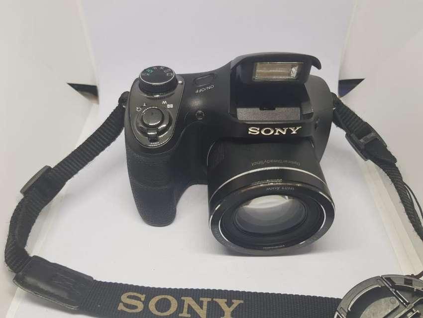 Camara Sony Semi Profesional 0