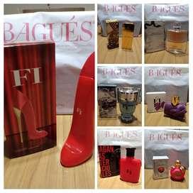 Perfumes BAGUES... 2x1300