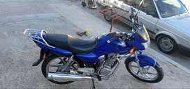Vendo Honda storm 125cc
