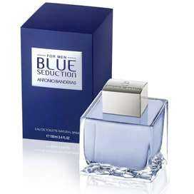 Perfume Blue Seduction de Antonio Banderas Caballero 100ml ORIGINAL