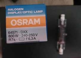 Lámpara Display Optic Dxx 800w 240v R7s