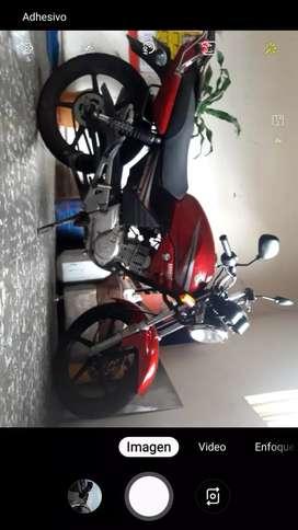 Vendo Yamaha liberó 125 como nueva