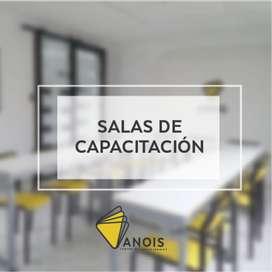 Salas para capacitación en Cuenca