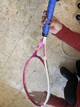 Venta de raqueta de tennis de segunda