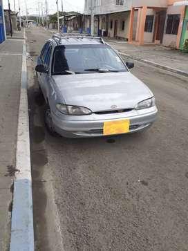 vendo auto Hyundai  en perfectas  condiciones