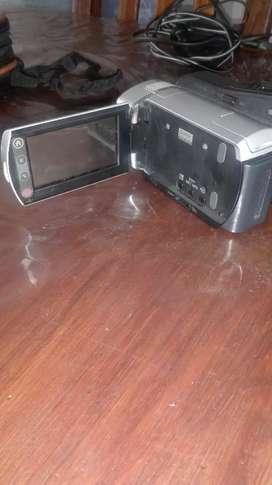 Cámara filmadora vendo o permuto