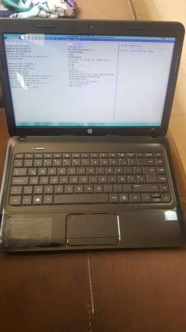 PORTATIL HP 1000