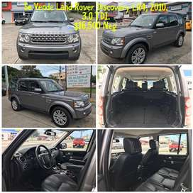 Land Rover Discovery LR4, 3.0 TDI