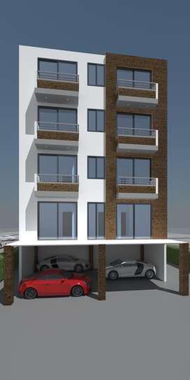 Nuevos apartamentos en nueva marsella