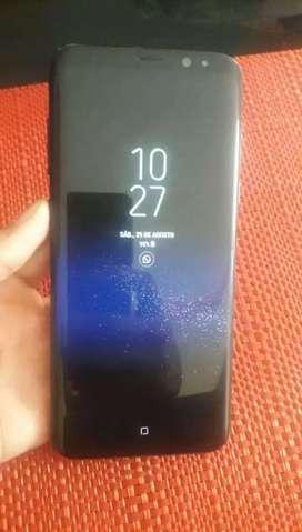SE VENDE O SE CAMBIA SAMSUNG S8+PLUS 10/10