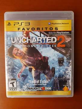 Uncharted among thievest 2