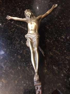 Vendo Cristo de bronce