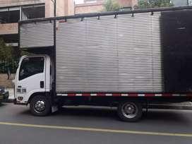 Chevrolet nkr II 2012