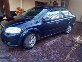 Vendo Chevrolet Aveo Lt