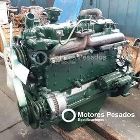 Motor Mercedes Benz 1518 / OM 352A rectificado con 04