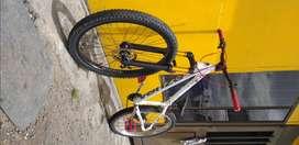 Bicicleta venzo en aluminio r26