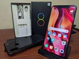 Xiaomi Mi 8 - Gama alta