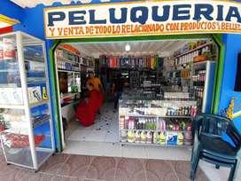 VENDO DISTRIBUIDORA ACREDITADA INCLUYE PELUQUERIA