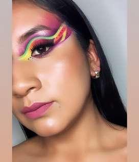 Maquillaje Profesional para todo evento social a domicilio