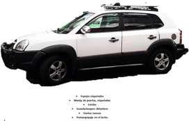 Hyundai Tucson Automatico 2008 Excelente Estado