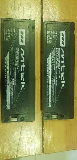 Bateria Monitor Mindray