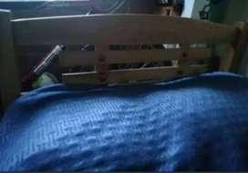 Vendo cama doble economica