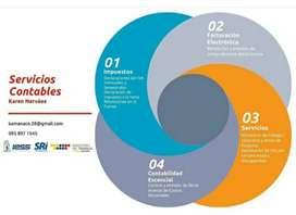 Oferta de servicios administrativos y contables