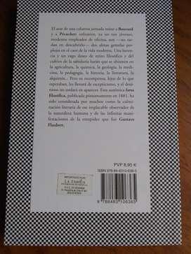 Bouvard y Pécuchet - Gustave Flaubert
