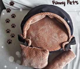 Camas dona para perros y gatos