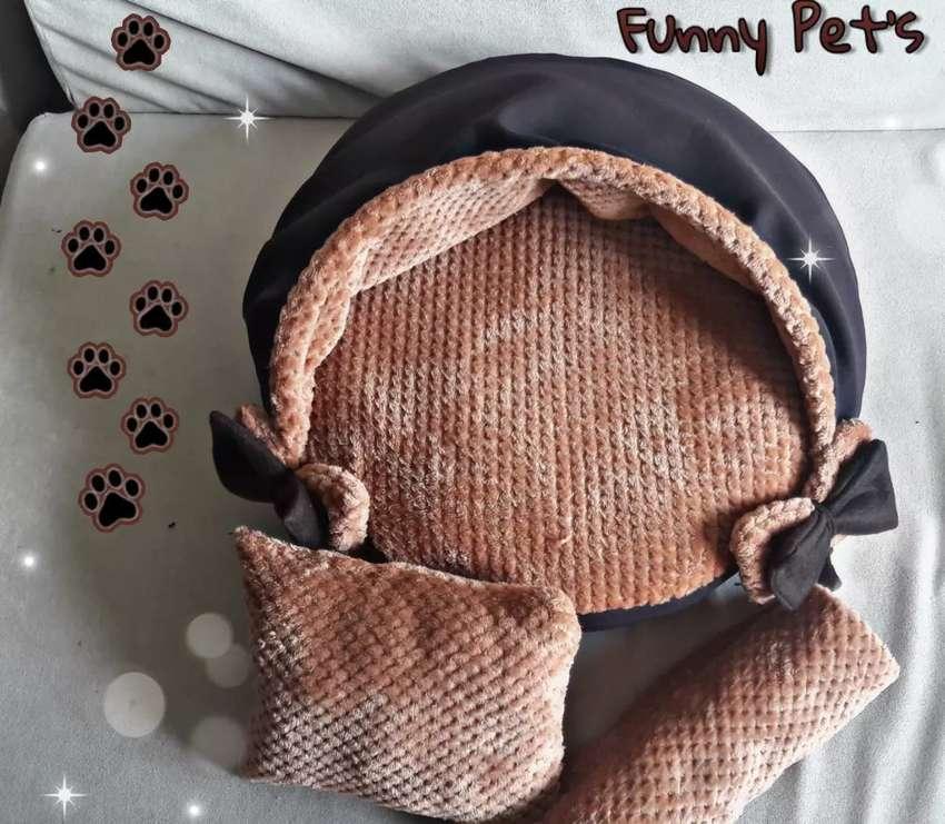 Camas dona para perros y gatos 0