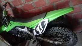 Vendo kxf250 08 firmado