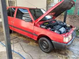Fiat uno 1.7 diesel