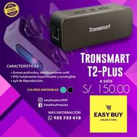 Altavoz o Parlante Bluetooth-Tronsmart T2-Plus