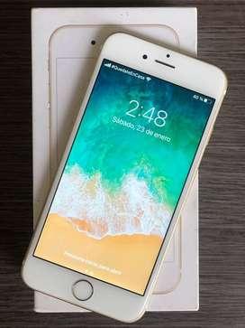Iphone 6S Gold de 64 Gigas