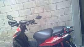 Vendo Agility 125cc 2013