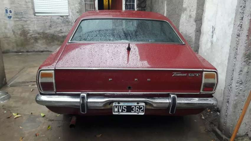 Ford taunus coupe 2.3 0