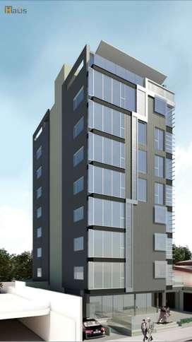 DU- Venta Hermosos departamentos en el mejor sector de Quito, La Carolina, oportunidad, diseño, exclusividad, seguridad