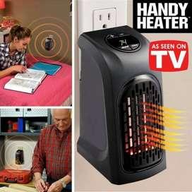 Calentador De Ambiente Calefactor Temporizador Eléctrico