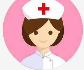 Auxiliar de enfermería y cuidadora