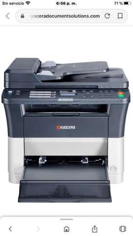 Ganga vendo dos impresoras multifuncionales Kyocera Ecosys FS-1125 Y FS-1025