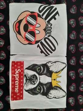 Camisetas Comics