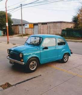 Vendo Fiat  600 excelente estado, soy titular