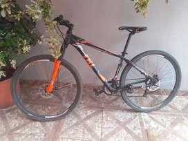 Vendo bicicleta TKL