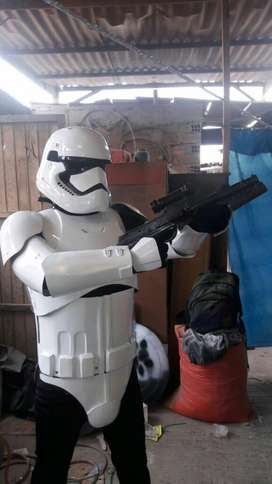 Stormtrooper Traje Completo